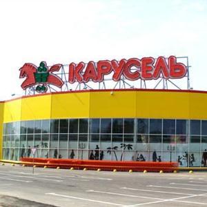 Гипермаркеты Токаревки
