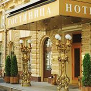Гостиницы Токаревки