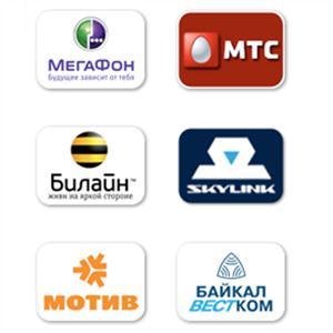 Операторы сотовой связи Токаревки