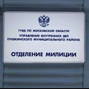 Отделения полиции Токаревки