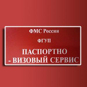 Паспортно-визовые службы Токаревки
