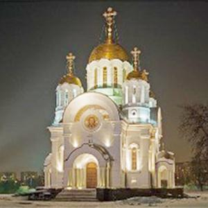 Религиозные учреждения Токаревки
