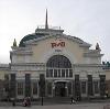 Железнодорожные вокзалы в Токаревке