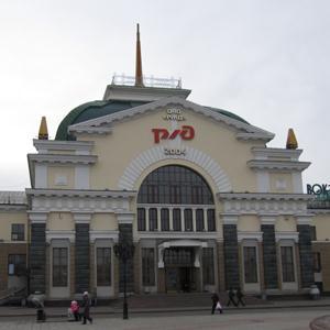 Железнодорожные вокзалы Токаревки